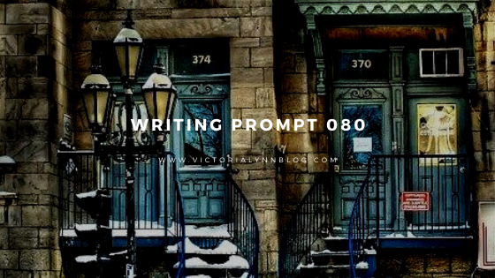 Writing Prompt 080
