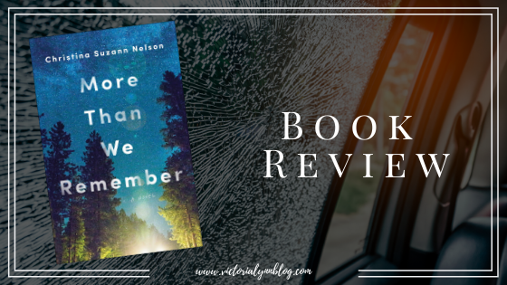 More Than We remember // Book Review