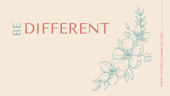Be Different // The Story of Caleb