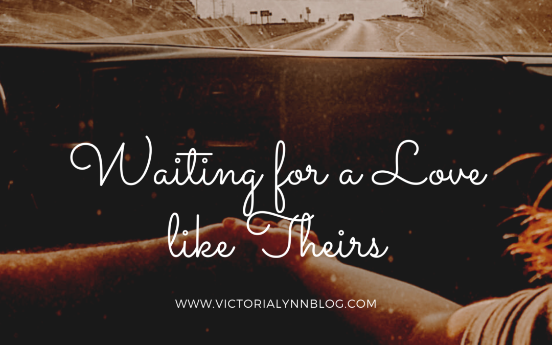 Waiting for a Love Like Theirs